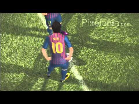 Video Reseña | Pro Evolution Soccer 2012 - Pixelania
