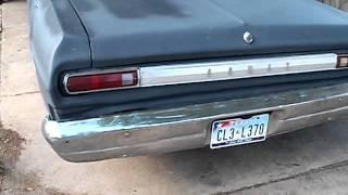 1966 v8 mercury comet 4 door