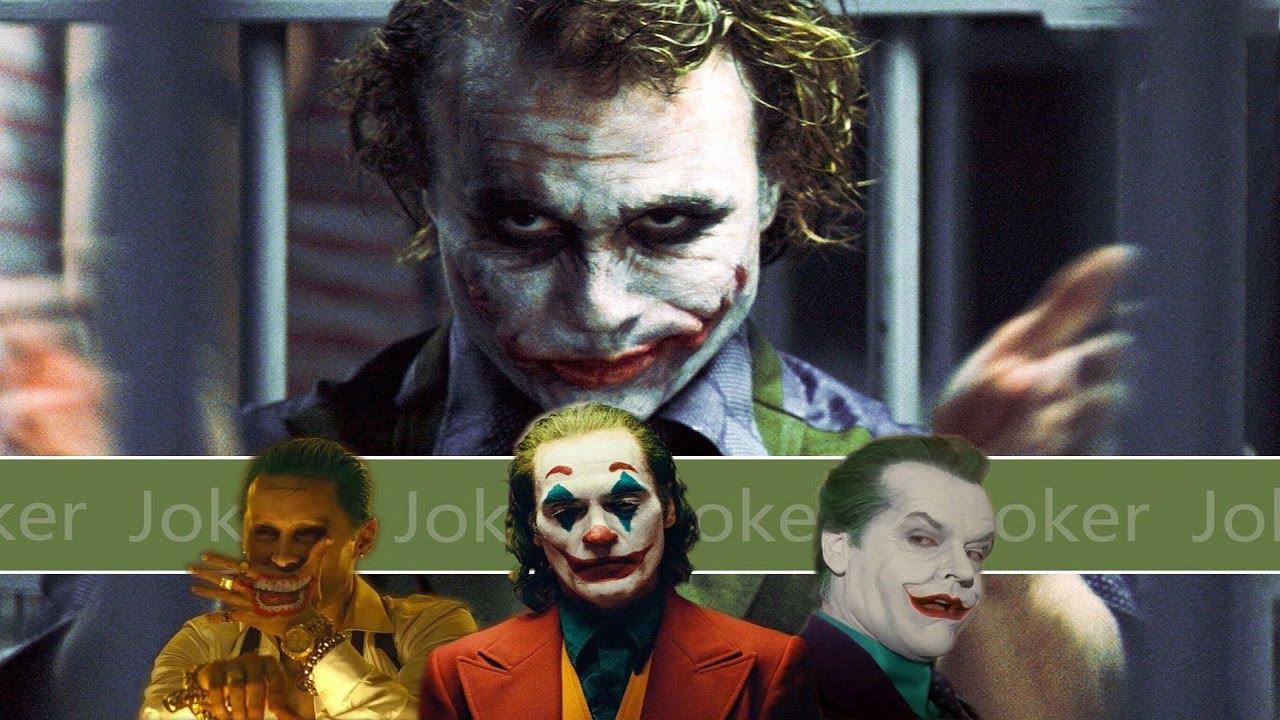 重溫蝙蝠俠里西斯萊杰的小丑,與DC最新發佈的小丑形象誰才是你心目中最完美的表演【鬼怪小姐】