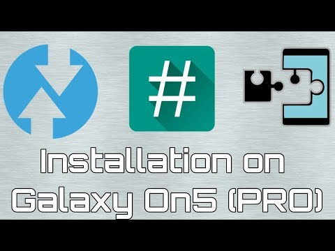 TWRP , SuperSU (Root) and Xposed Framework installation On galaxy