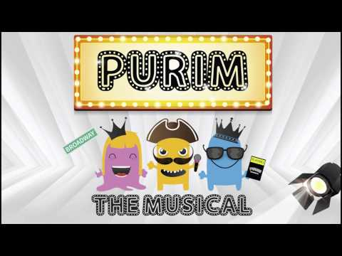 Temple Emanu-El Presents…Purim: The Musical! Sunday, March 12, 2017