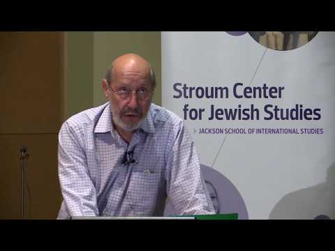 Jonathan Israel: How Spinoza Was A Revolutionary Thinker- Stroum Lectures 2017