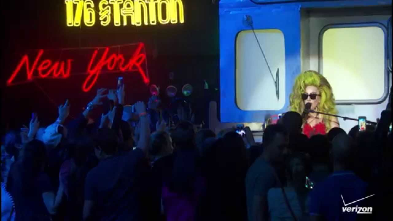 Lady Gaga - Dope + You and I Live at Roseland