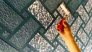 Brick Wall Painting Ideas For Interior Wall Decor..