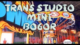 TRANS STUDIO MINI BOGOR | Game Station in Transmart Bogor