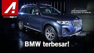 BMW X7 2019 First Impression Review by AutonetMagz