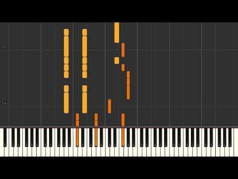 Adelaide (Anberlin) - Piano tutorial