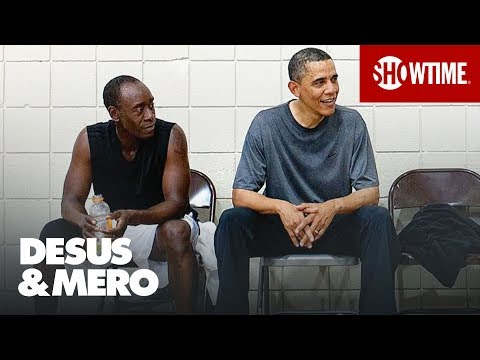 Don Cheadle on Hooping with Obama  DESUS & MERO  SHOWTIME