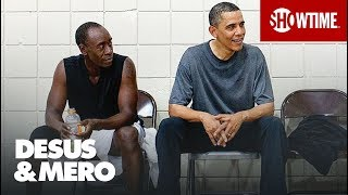 Don Cheadle on Hooping with Obama | DESUS & MERO | SHOWTIME
