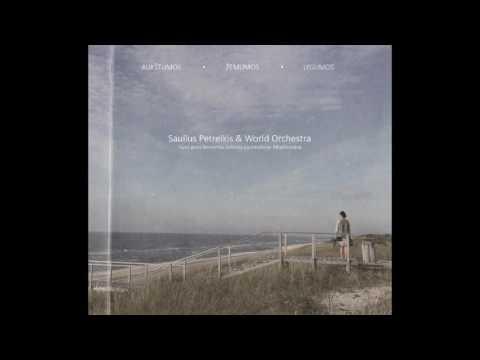 """Saulius Petreikis & World Orchestra """"Aukštumos.Žemumos.Lygumos""""  Full Album 2016"""