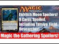 MTG Eldritch Moon Spoilers! Tamiyo, Field Reseracher and 8 More Cards!