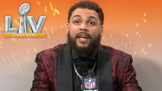 "Mike Evans on Super Bowl LV Win: ""When we got Tom, I knew it was a possibility"""