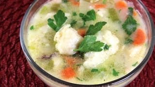Chicken And Dumplings Soup - How To Make Classic Chicken And Dumplings Soup