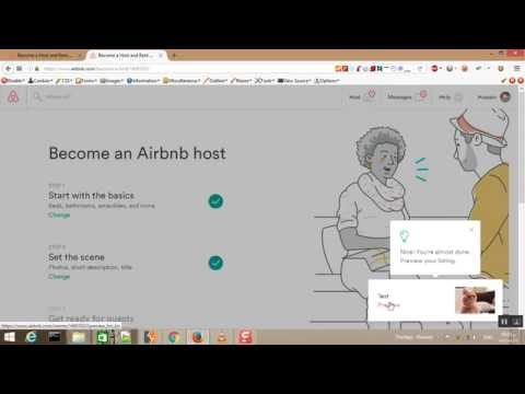 [Airbnb] Disclosure Infomation Private Room