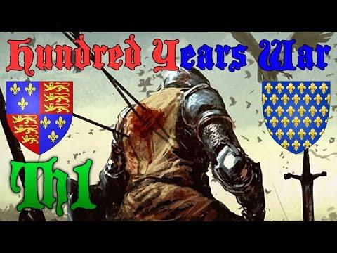 Обзор мода Hundred Years War [Medieval 2: Total War] - Лев и Лилия