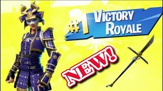 """*NEW* """"HIME SKIN, CATS CLAW PICKAXE, & PURRFECT. GLIDER"""" GAMEPLAY!! (Fortnite)"""