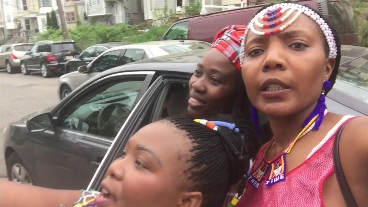 A Zulu wedding in America