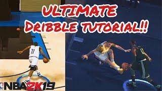 How to Break Ankles in NBA 2K19 Mobile!! NBA 2K19 MOBILE DRIBBLE Tutorial!
