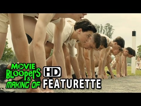 Unbroken 2014 Featurette  Louie Zamperini