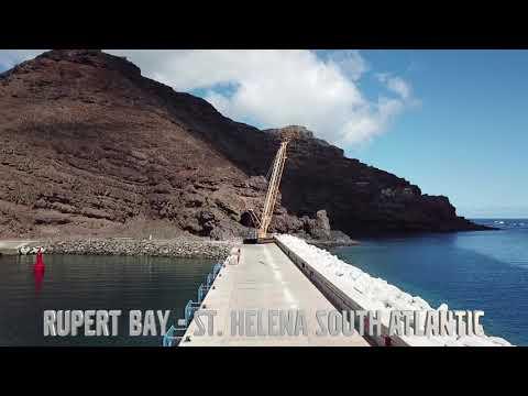 The St.Helena an Extraordinary Island on earth