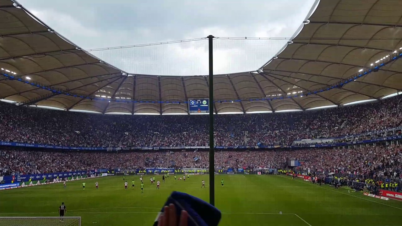 Hsv Vs Wolfsburg