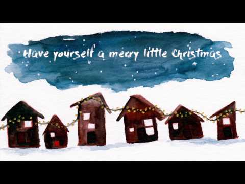 Have Yourself A Merry Little Christmas (Ukulele cover + Lyric video)