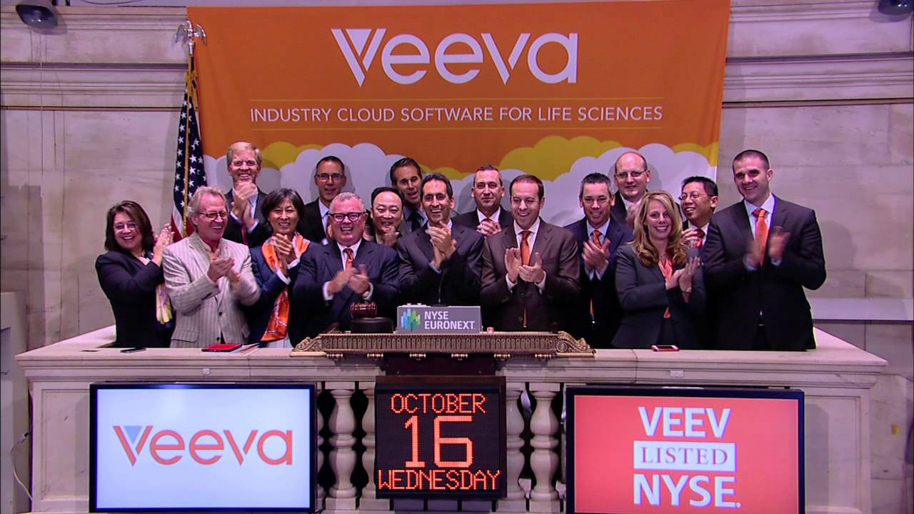 Veeva systems makes public debut on the nyse youtube veeva systems makes public debut on the nyse biocorpaavc Image collections