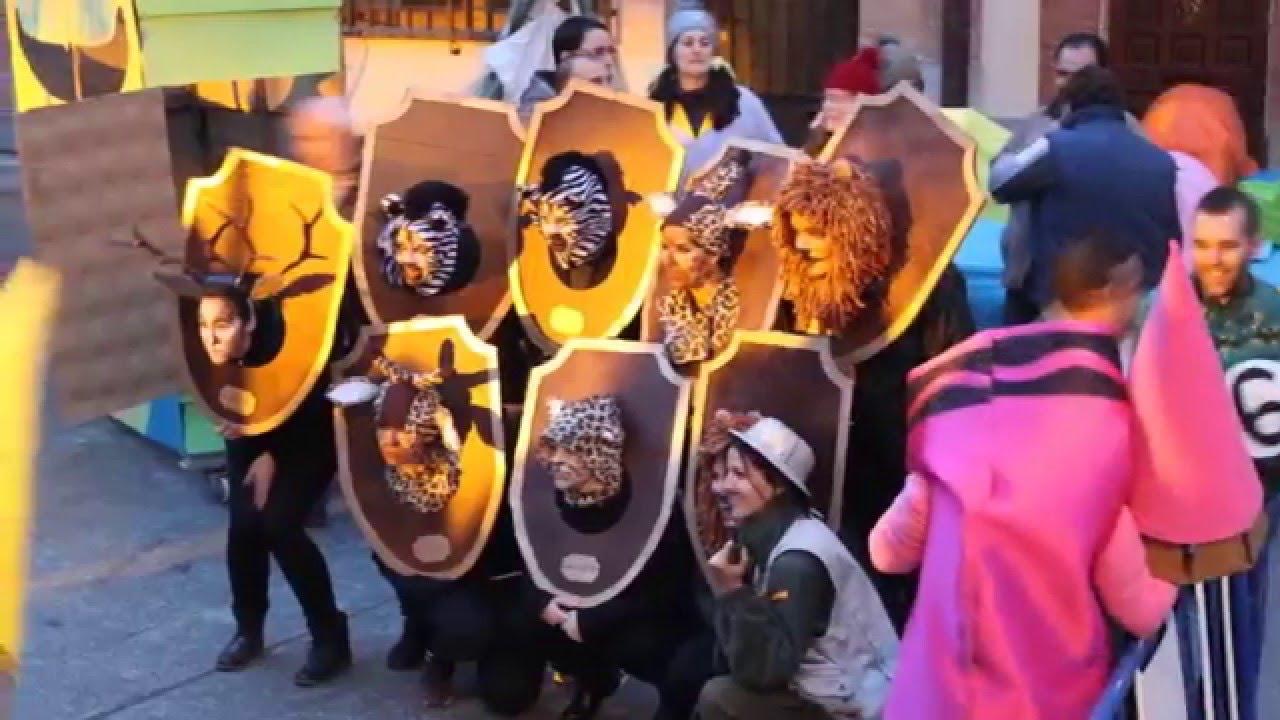 Carnaval 2016 disfraces hinojosa de san vicente toledo - Difraces para carnaval ...