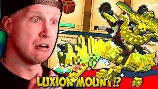 LUXION LEGENDARY DRAGON MOUNT!!! ✪ Trove Dragon Merchant - NOV 15 to 18, 2018