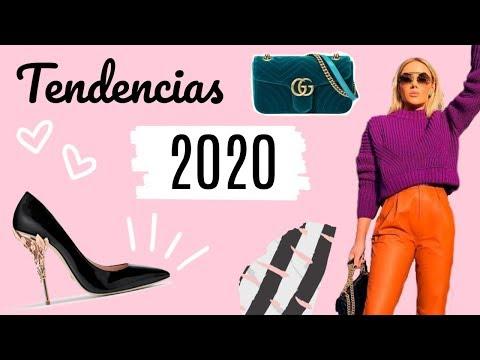 Tendencias Moda 2020 👗✨