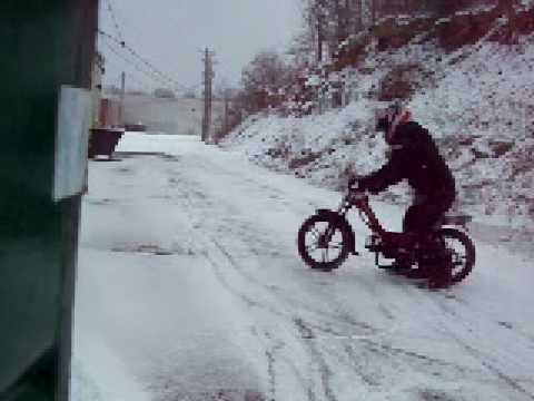 minarelli V1 50cc moped by cocoloco1105