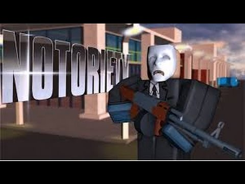 Notoriety Ep 3 | Big Bank! (Penguin Gameing)