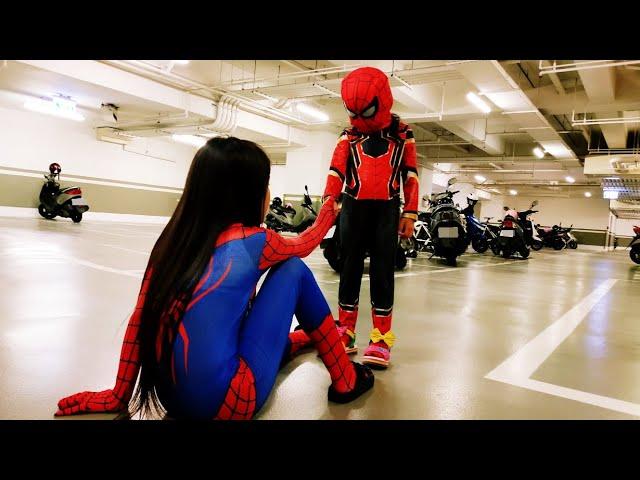 蜘蛛女孩04 Spider Girl 4。意志。