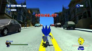 Sonic Generations - SEGA The Hedgehog Pack 3 Release