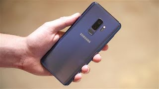Galaxy S9: Samsung Bets Big on the Camera