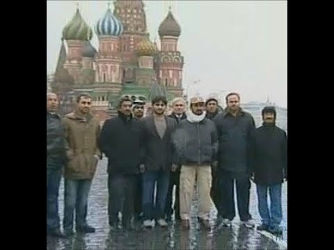 Sheikh Mohammed bin Rashid Al Maktoum in Moscow (03.2009)