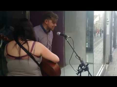 Thumbnail: Random Guy Joins In with Busker AMAZING!!!