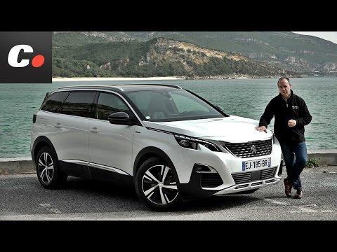 Peugeot 5008 SUV 2017 Primera prueba Test Review en espaol Coches.net