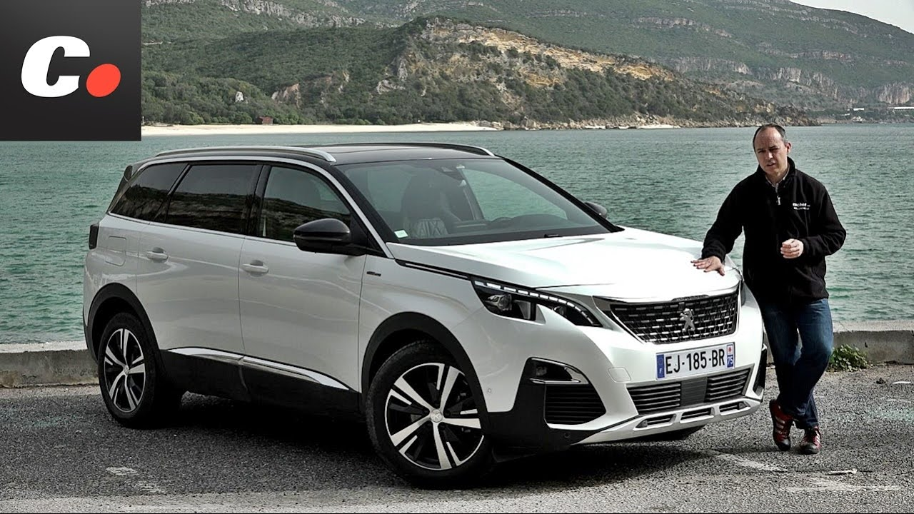 2018 peugeot 5008 review. simple 2018 peugeot 5008 suv 2017  primera prueba  test review en espaol  cochesnet to 2018 peugeot review x