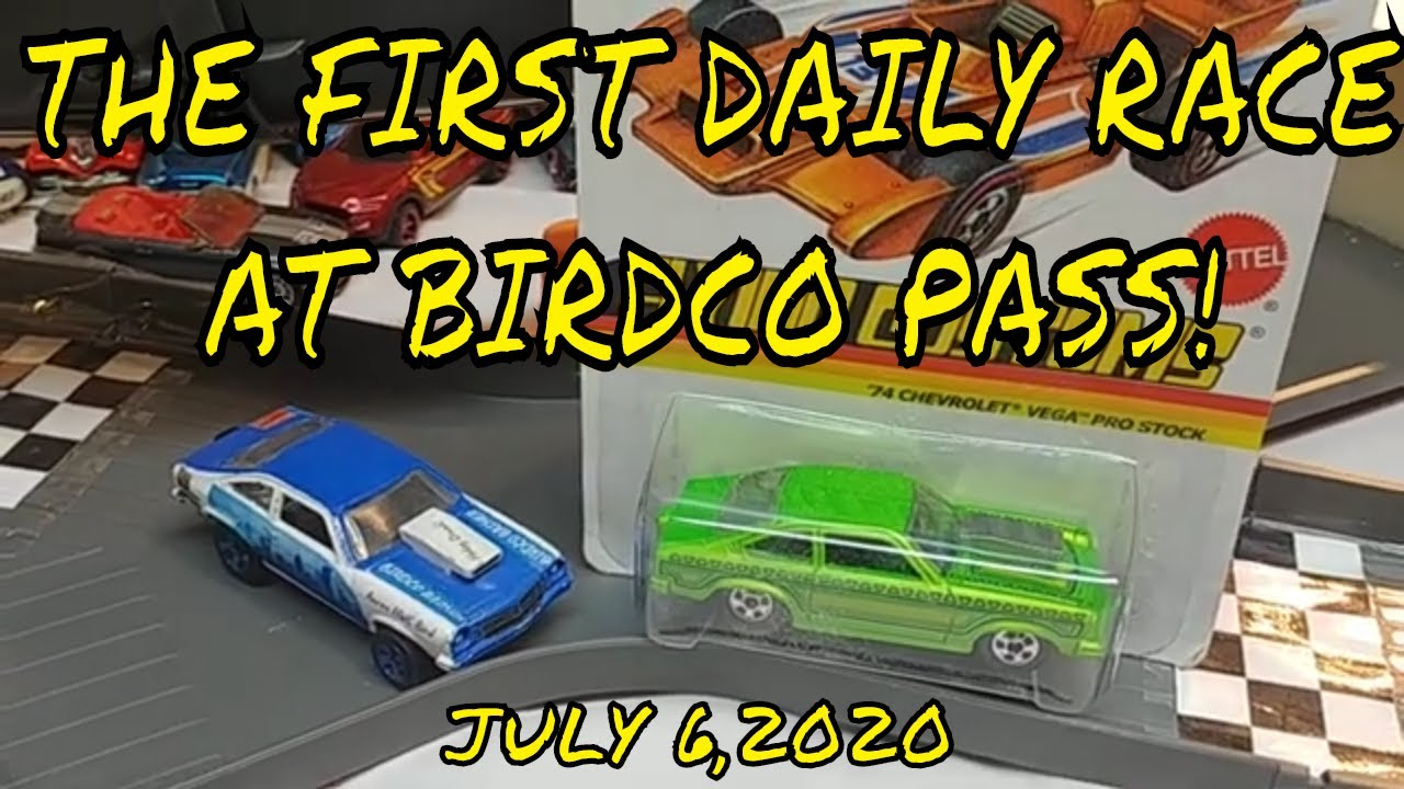 The First Daily Race at Birdco Pass!-July 6,2020