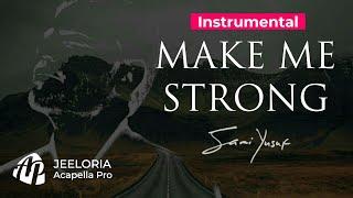 Sami Yusuf - Make Me Strong (Instrumental) | Vocals-Only No-Music