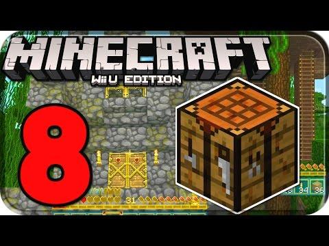 minecraft:-wii-u-edition-part-8-unser-baumhaus-nimmt-form-an-:d-[deutsch/60fps/hd]
