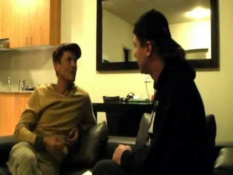 Oz Comic Con Corin Nemec Interview Part 1 - Maceman