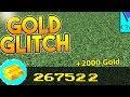 (NEW) *UNLIMITED GOLD GLITCH* | Build A Boat For Treasure ROBLOX