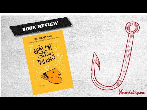Review sách Giải Mã Siêu Trí Nhớ - Mai Tường Vân