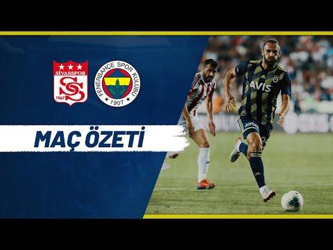 MAÇ ÖZETİ: D. G. Sivasspor - Fenerbahçe