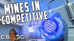 Bump Mines in Competitive CS:GO