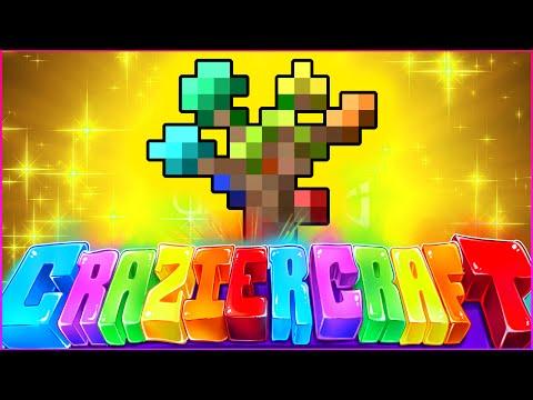Minecraft CRAZIER CRAFT SMP -