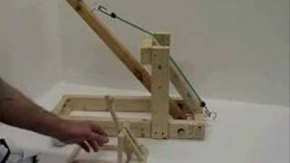 Two Catapults: The Ogre And The Goblin
