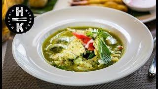 Healthy Thai chicken & rice